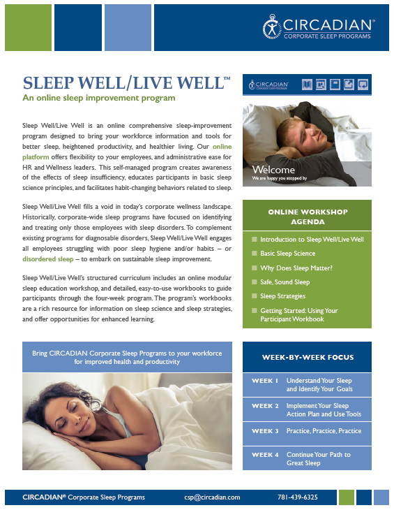SleepWellLiveWell